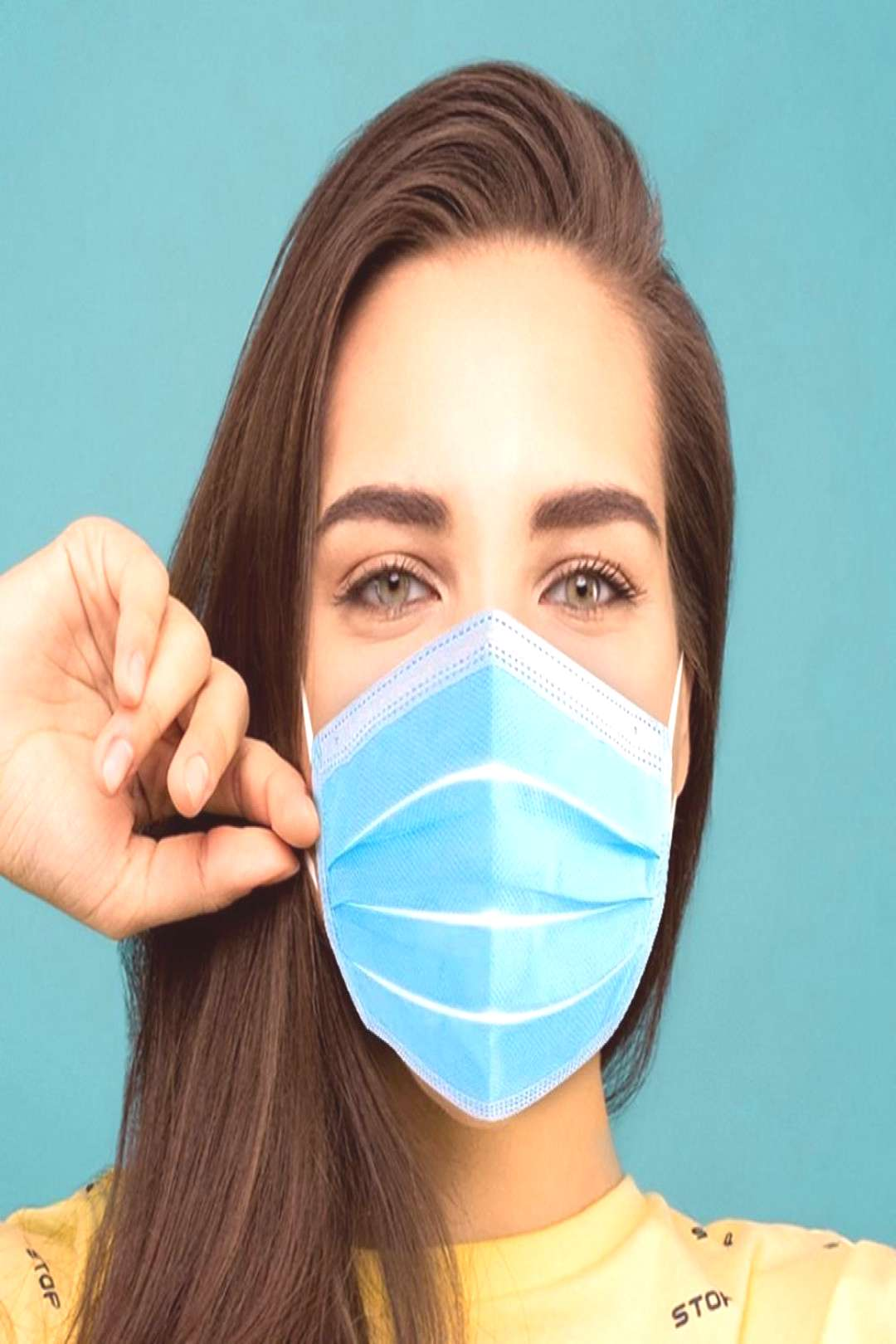10-200 pcs 3 Layer Dust Mask Antibacterial protection Sterile Mask Dustproof Mask Facial Protective