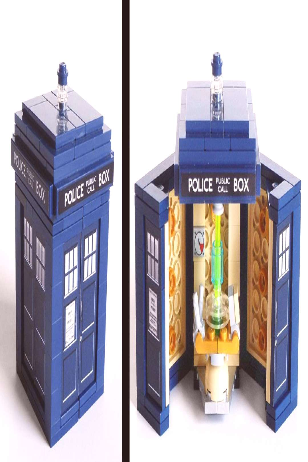 10th Doctors TARDIS - UPDATE 3/16/14We will be adding a poll regarding which companion should be