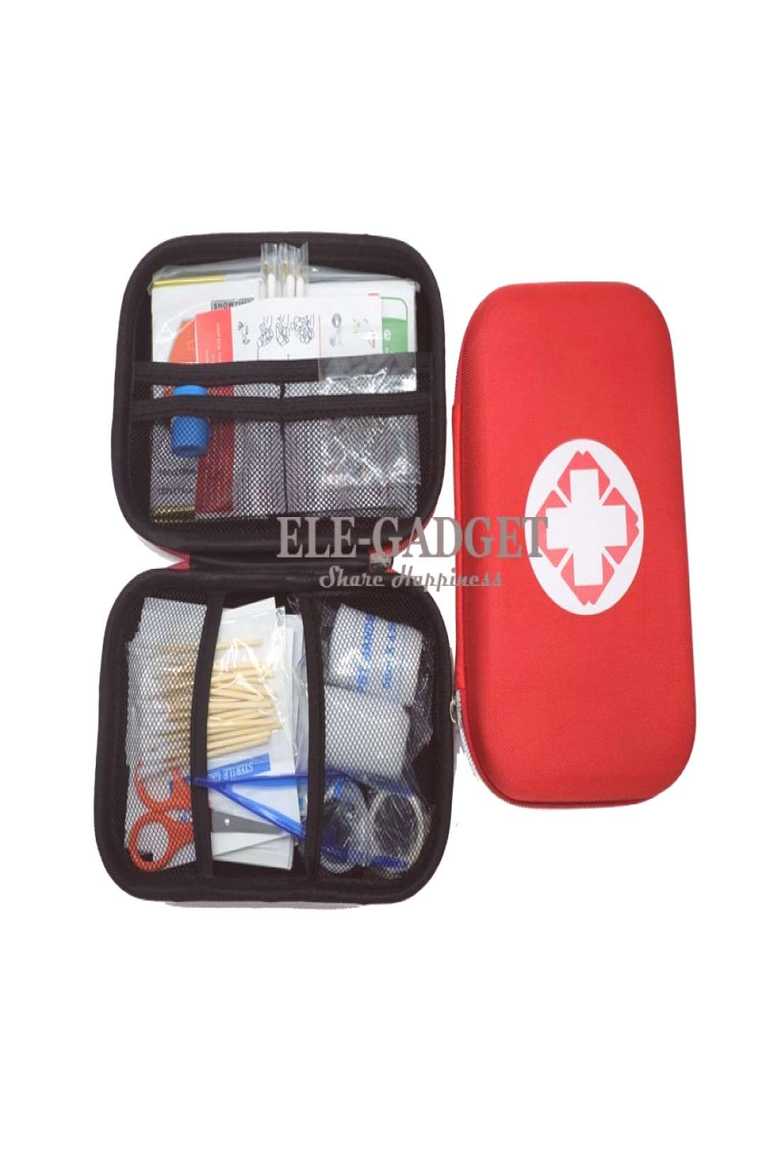 17 Items/93pcs Portable Travel First Aid Kits For Home Outdoor Sports Emergency Kit Emergency Medic