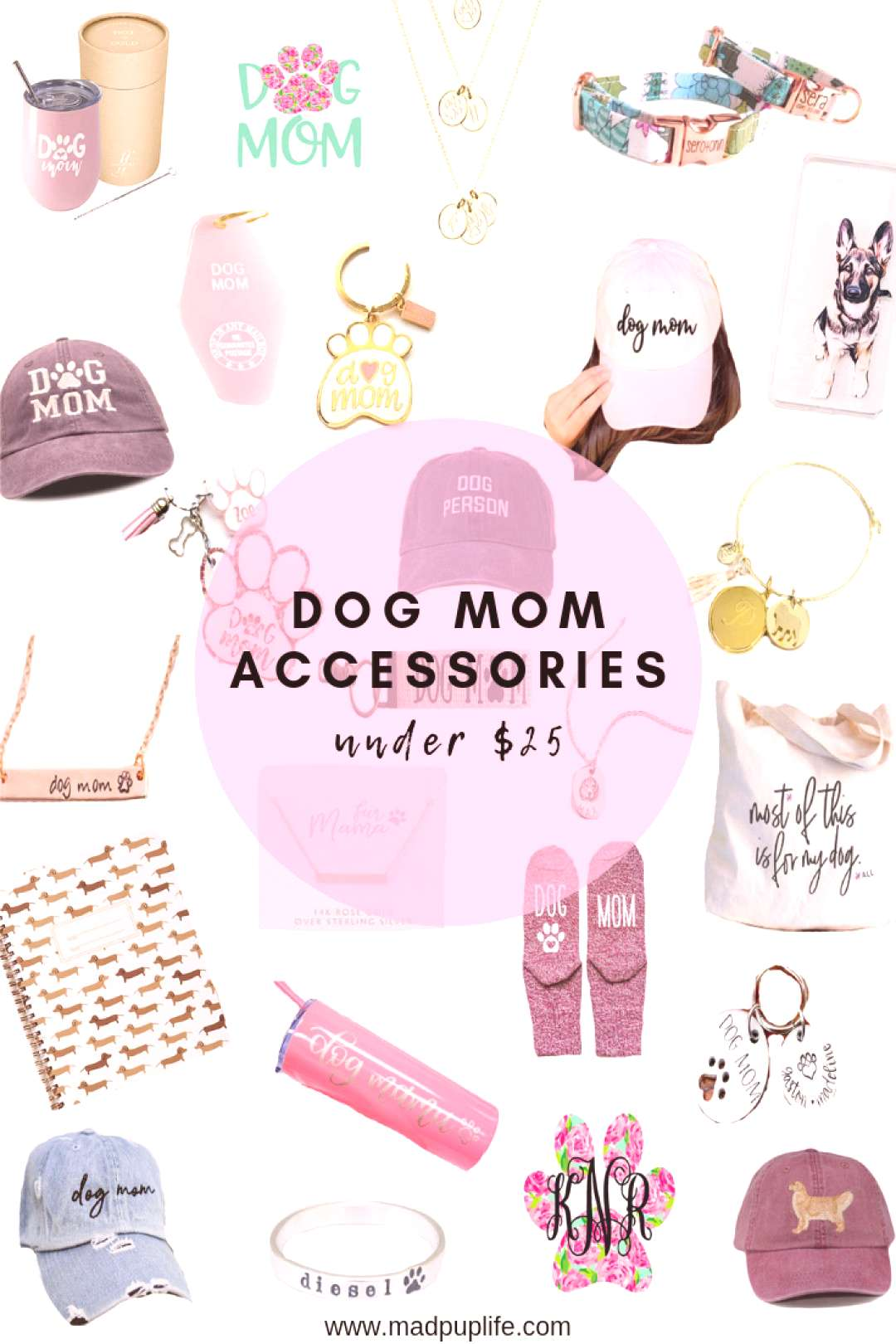 25 Dog Mom Accessories Under $25!