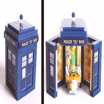 10th Doctor's TARDIS -  UPDATE 3/16/14We will be adding a poll regarding which companion should be