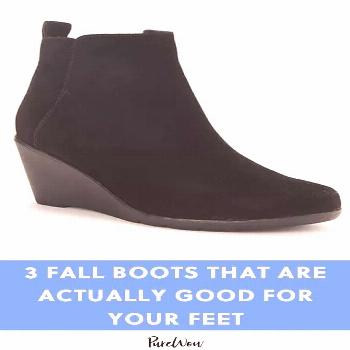 A Podiatrist on the 3 Fall Boots That Are Actually Good for Your Feet (They're Cute, Too!)