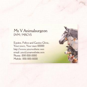 Animal vet appointment Affiliate