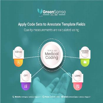 Apply Code Sets to Annotate Template Fields New are being developed to make it convenient for and m