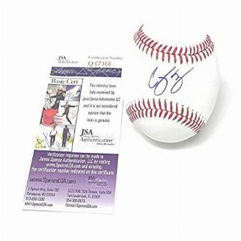 Corey Seager Los Angeles Dodgers Signed Autograph Official