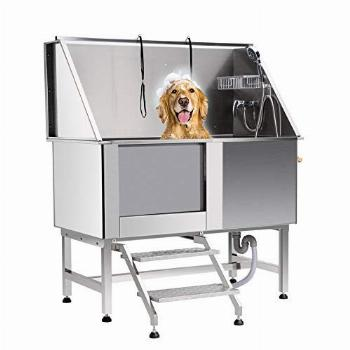 CO-Z 50 Inches Professional Stainless Steel Pet Dog Grooming