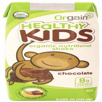 Developed by doctors to be specifically health-safe for children, the Orgain org... -  Developed by