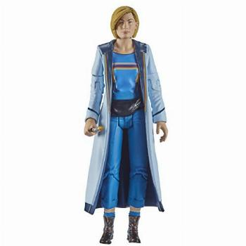 Doctor Who 13th Doctor Action Figure (Blue Top) Includes