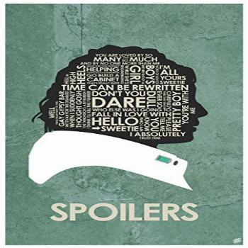 Doctor Who, River Song, Spoilers Giclee Art Print Poster
