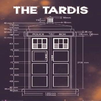 Doctor Who - Tardis Plans Photo at