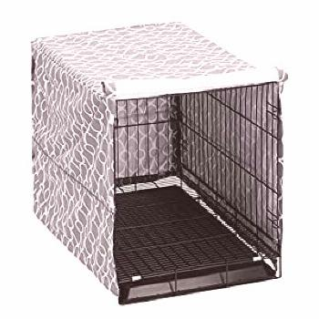 Dog Crate Cover for Wire Crates, Fits Most 24