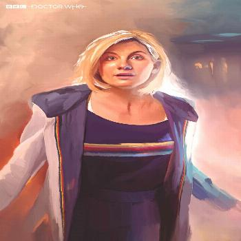 Fan Art Competition Winners Announced   Doctor Who