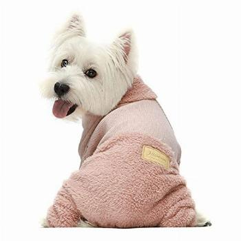 Fitwarm Turtleneck Knitted Dog Clothes Winter Outfits Pet