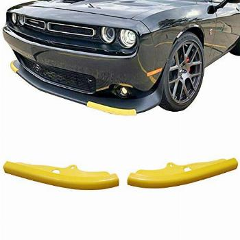 Front Bumper Lip Splitter Protector Replacement for