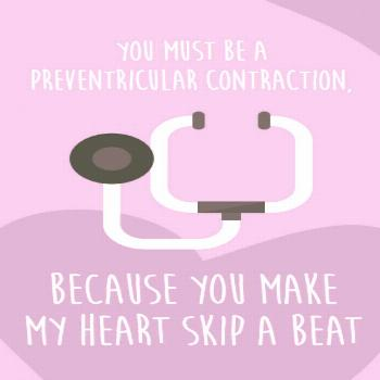 Funny Medical Valentine's Day Card - Download -