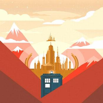 Gallifrey - Created by Danny Haas