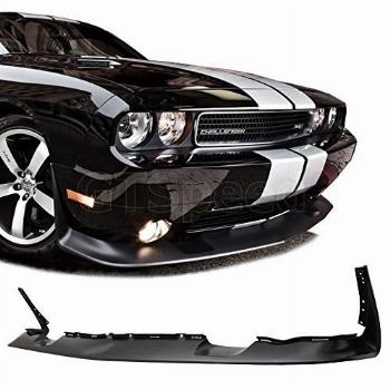 GT-Speed - SRT Style PU Front Bumper Lip - Compatible With