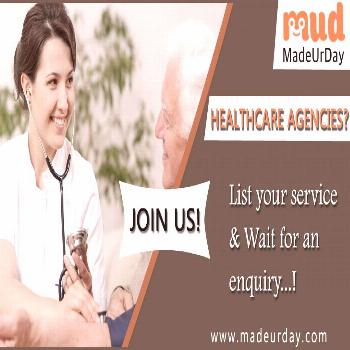 HEALTHCARE AGENCIES? HEALTHCARE AGENCIES? Join us at   List your service & wait for an enquiry...!