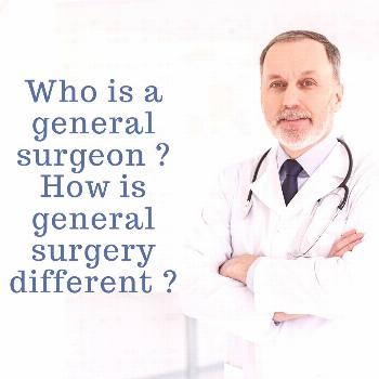 How is General Surgeon different? General surgery has a lot to offer and a lot to consider. Find mo