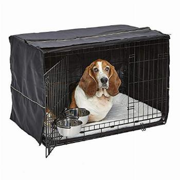iCrate Dog Crate Starter Kit | 36-Inch Dog Crate Kit Ideal