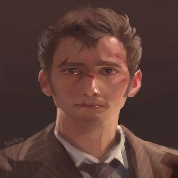 Join the Doctor Who fandom on  to find out more interesting fan art about it!
