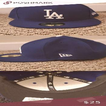 LA Dodgers baseball cap Baseball hat New Era Accessories Hats