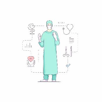 Medical people illustration set -   The Effective Pictures We Offer You About Medical facts   A q