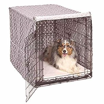 MidWest Dog Crate Cover, Privacy Dog Crate Cover Fits MidWest Dog Crates, Machine Wash & Dry cool 6