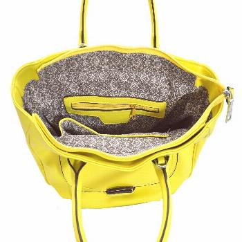 MoDA Classic Downtown Doctors Style Tote Satchel Handbag with Attachable Shoulder Strap,