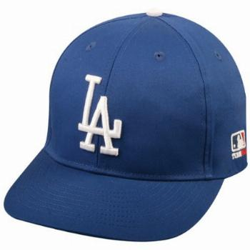 Outdoor Cap Youth Los Angeles Dodgers Home Blue Cap