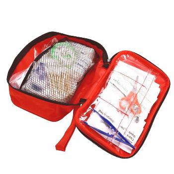 Portable Safe Travel First Aid Kit Medical Emergency Kit First Aid Kit Pouch Treatment Pack Set Out
