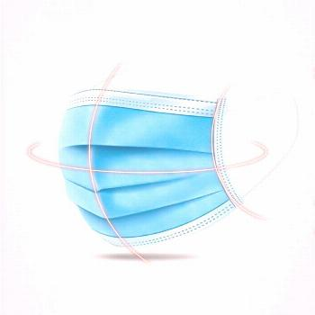 Profession Medical Mask 30Pcs/Pack Medical Surgical 3-Ply PM2.5 N95 Nonwoven Disposable Elastic Mou