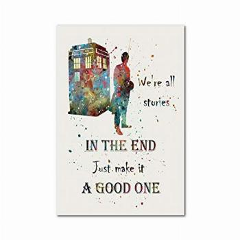 Tardis Doctor Who Quote Dr. Who time machine 11