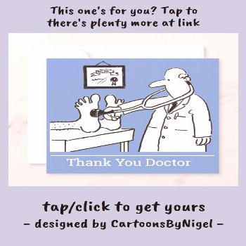 Thank You Doctor.