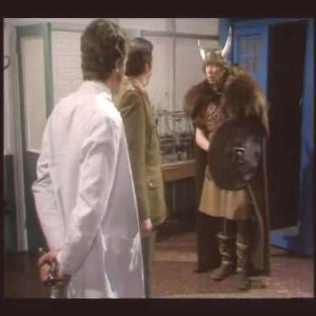 The 4th Doctor's Introduction -