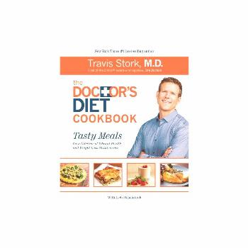 The Doctor's Diet Cookbook (Hardcover) by Travis Stork M.D. - The Doctor's Diet Cookbook (Hardcov