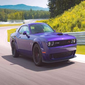 The Dodge Challenger Is Still Outselling Its Main Rival. Despite being over ten years old.