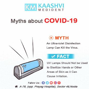 This is the time to Share only Facts | Kaashvi MediDent This is the time to Share only Facts, Stay