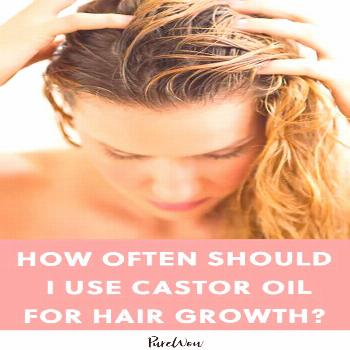 We Ask a Derm: How Often Should I Use Castor Oil for Hair Growth (and Other Questions Related to Ha