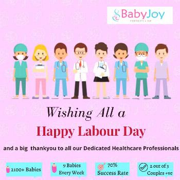 Wishing You All a Happy Labour Day Wishing You All a Happy Labour Day! During this High Time, BabyJ