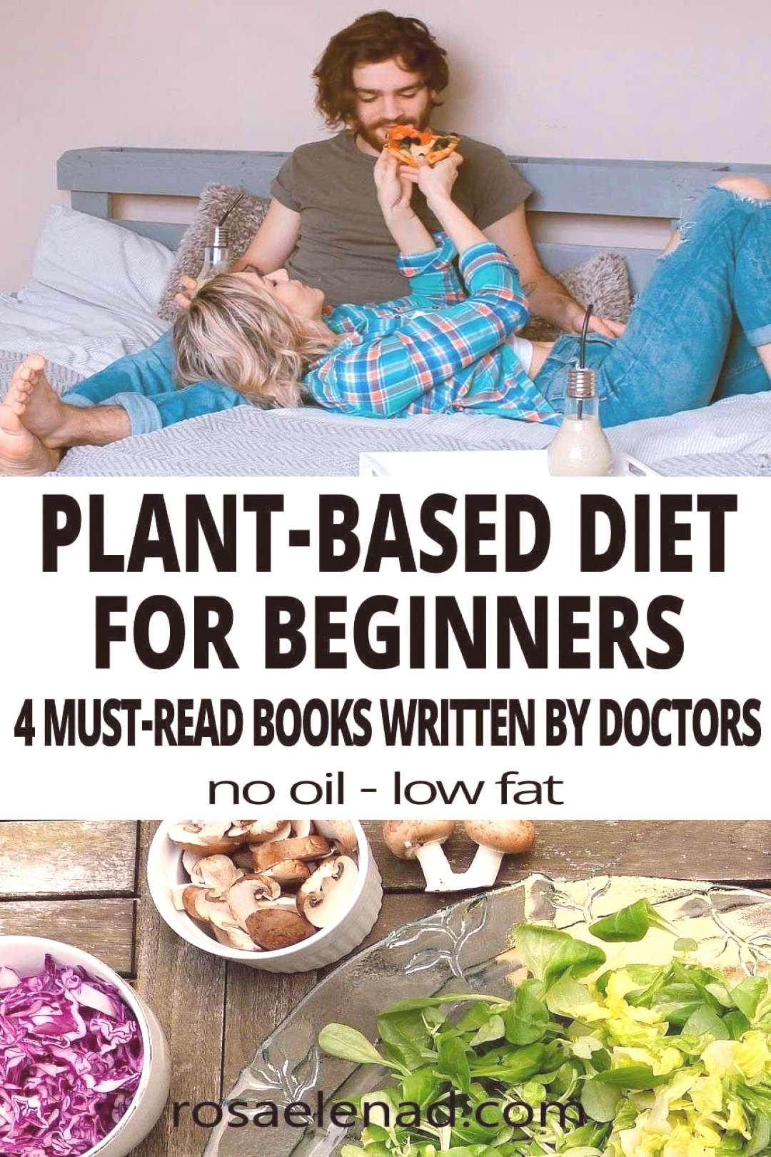 4 Plant-Based Diet Books Written by 3 of the most Popular Doctors     Plant-Base...#books