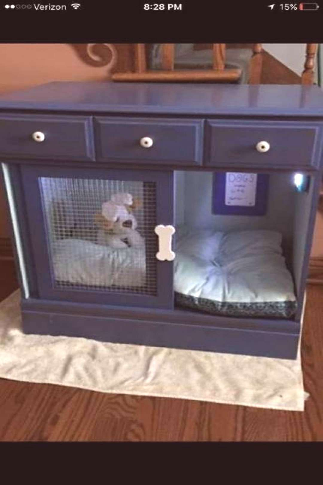 46+ Super Ideas Diy Dog Bed Crate Night Stands 46+ Super Ideas Diy Dog Bed Crate Night Stands