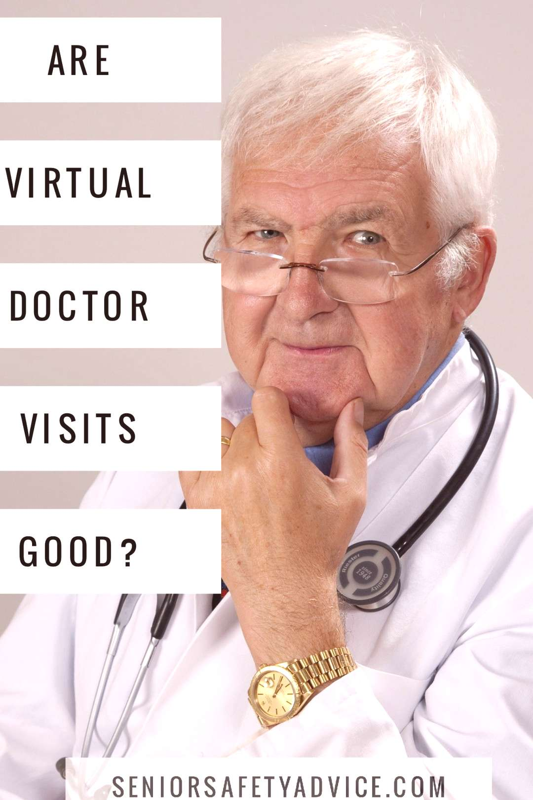 """Are Virtual Doctors Really Good? Some people may be very wary of seeing a doctor """"online"""".  But"""