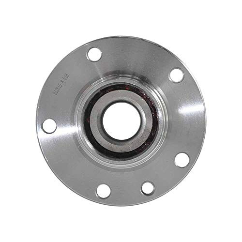 Bodeman - Pair 2 Rear Wheel Bearing and Hub Assembly for