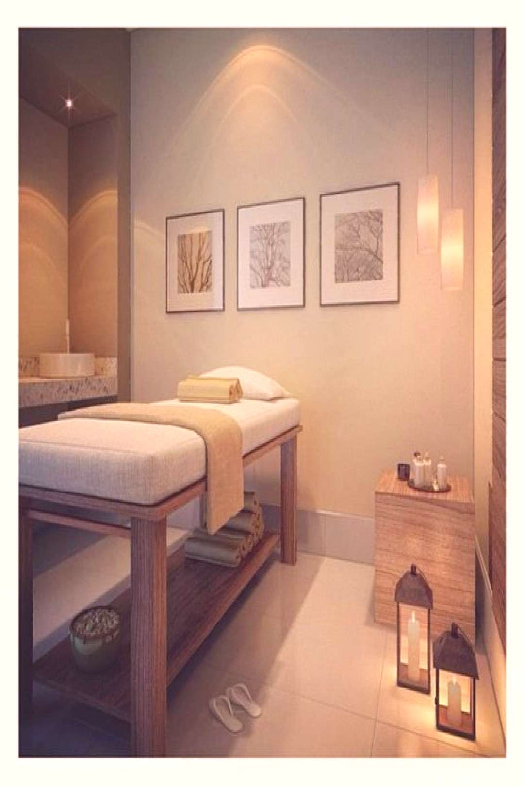 Chic But Welcoming Doctor's Clinic Design Ideas - Bored Art -  Chic But Welcoming Doctor's Clin