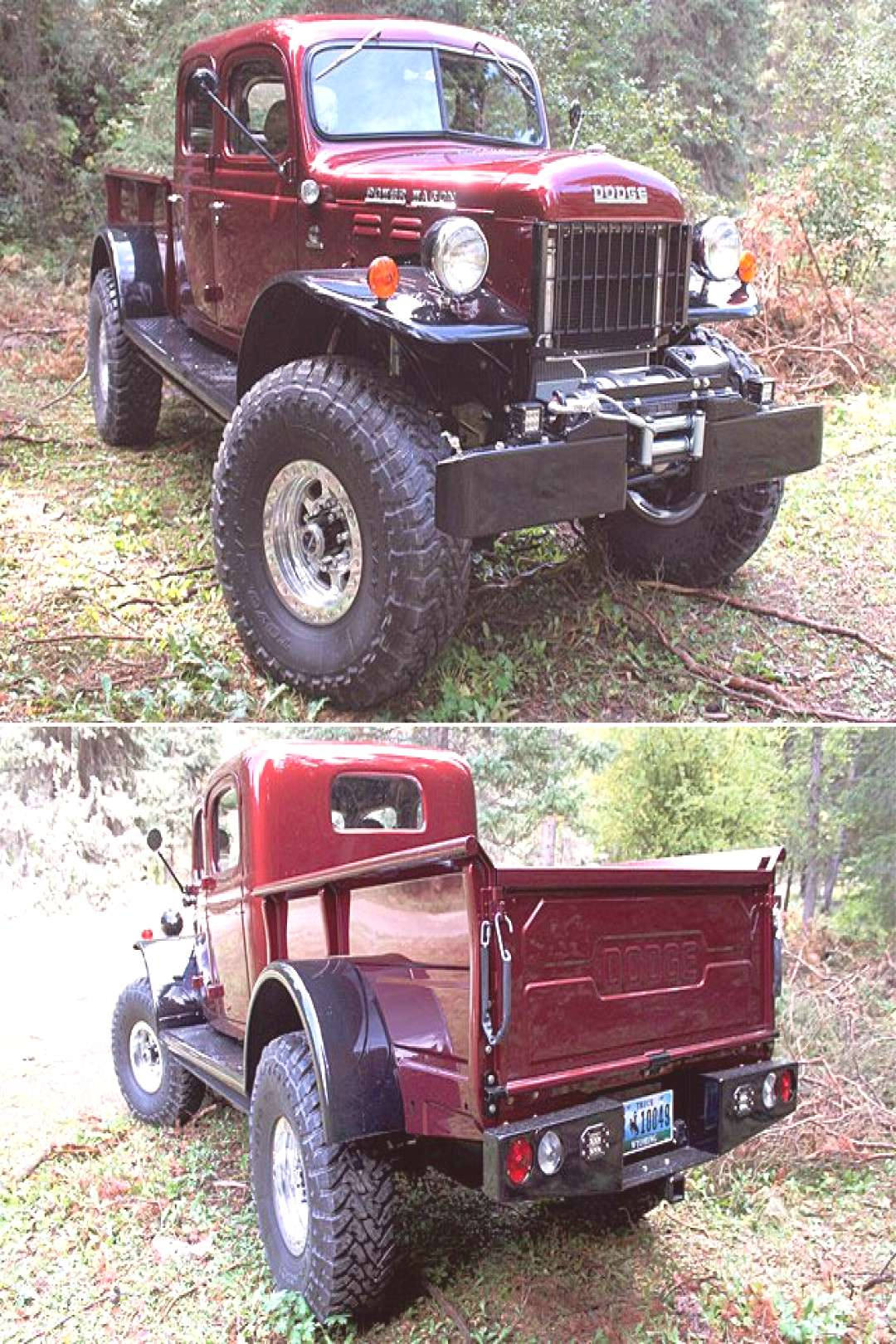 Classic is a Living Legendary American Iron Legacy Classic Trucks Defines Custom Off-Road Badassery