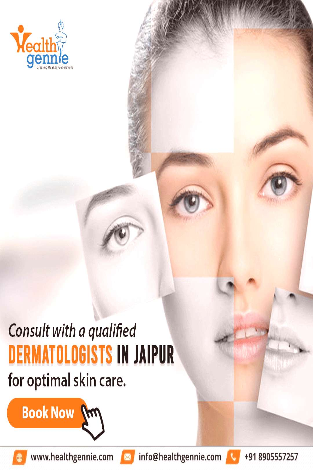 Consult with the Best Skin Specialists Over Call Your skin is as unique as you are!   Consult today