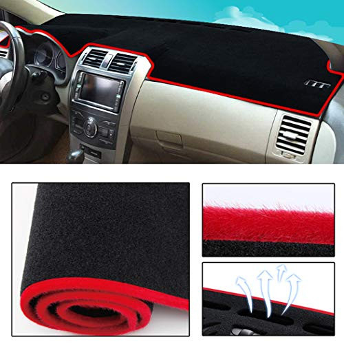 Dashboard Cover Dash Cover Mat Pad Custom Fit for Dodge Dart