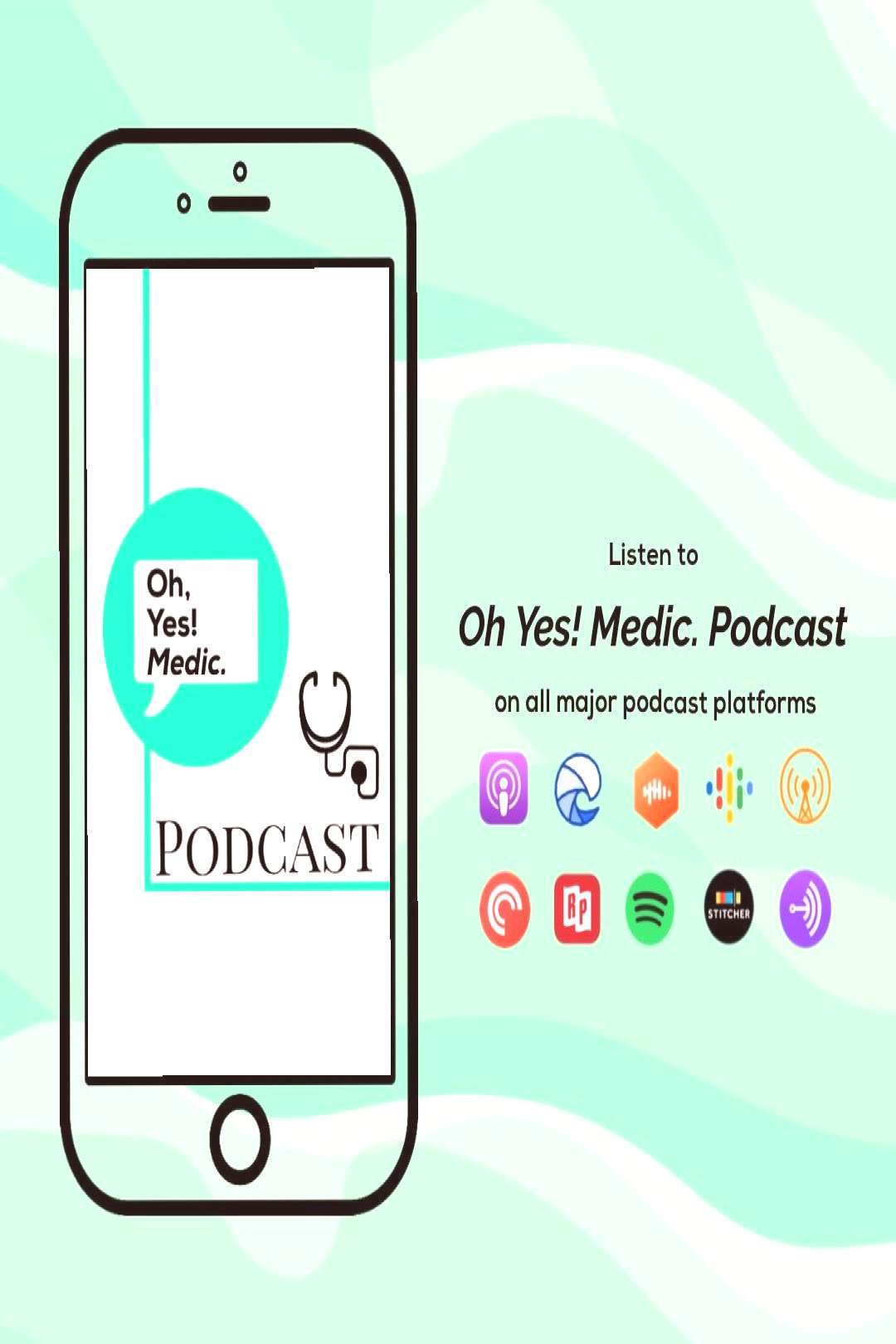 Do you think this Medical School Podcast is what you are looking for? Oh Yes! Medic podcast is for