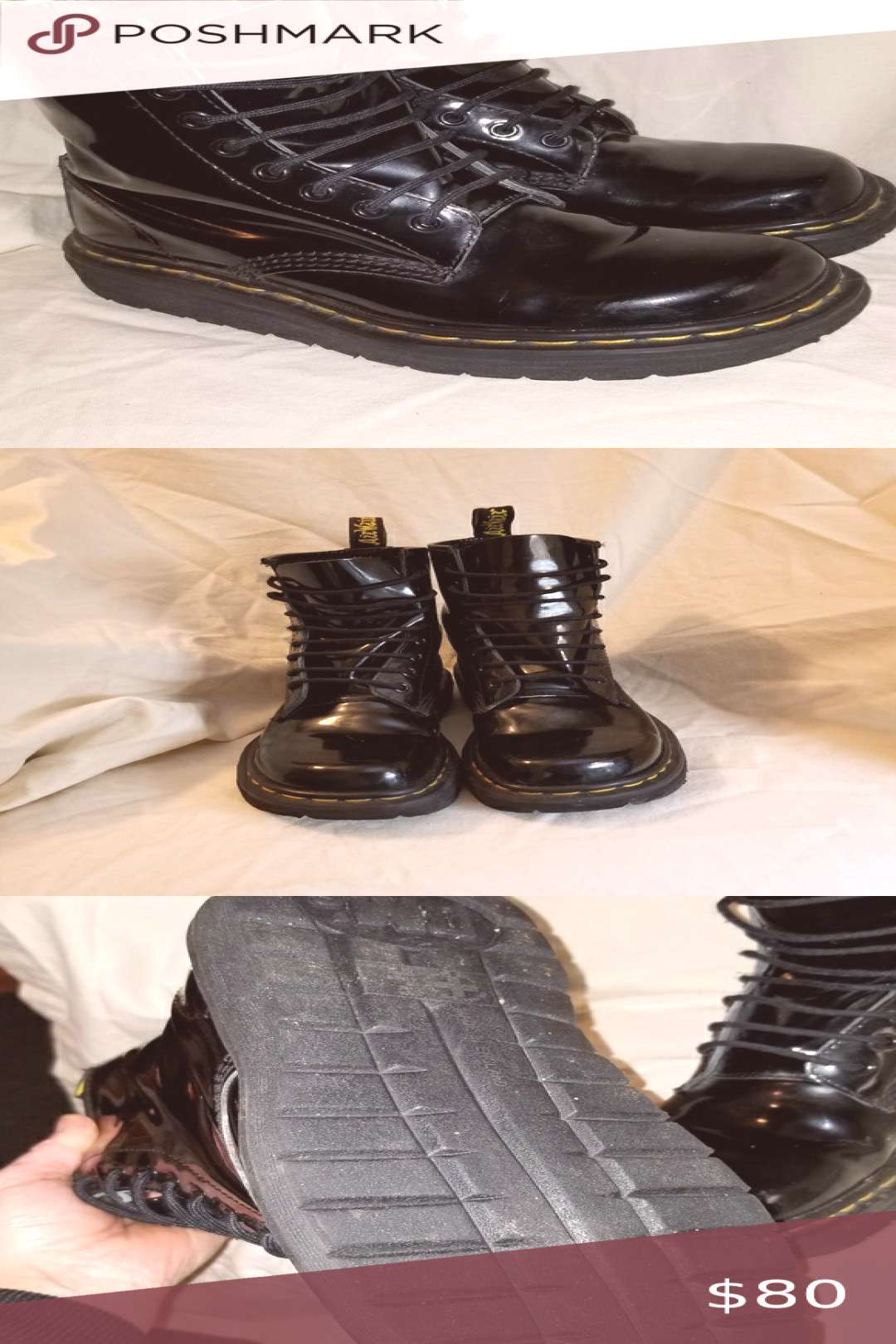 Doc Martins boots Size 4 kids Shoes Ankle Boots & Booties